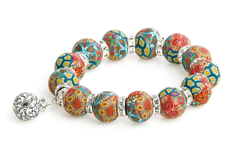 Intention Bracelet: To Create New Honesty and Integrity for a Healthy Relationship - Intention Beads | Astrology | Talisman