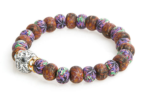 Intention Bracelet: To Attract a Fortunate Social Occurrence