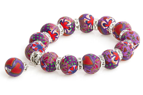 Intention Bracelet: To Increase Intensity of Love