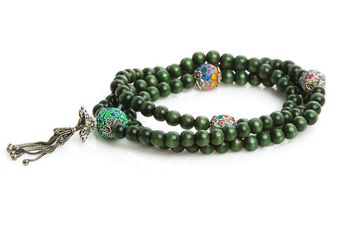 "Mala Prayer Beads ""Quality Family Time"""