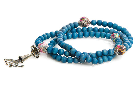 "Mala Prayer Beads ""To Communicate with Precision"""