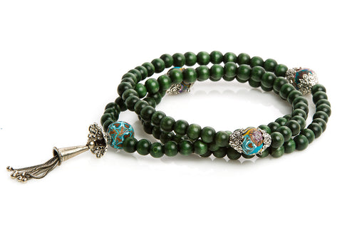 "Mala Prayer Beads ""To Solve a Problem with Ease"""