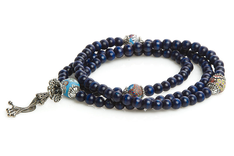 Mala Prayer Beads: For Love and Money - Intention Beads | Astrology | Talisman