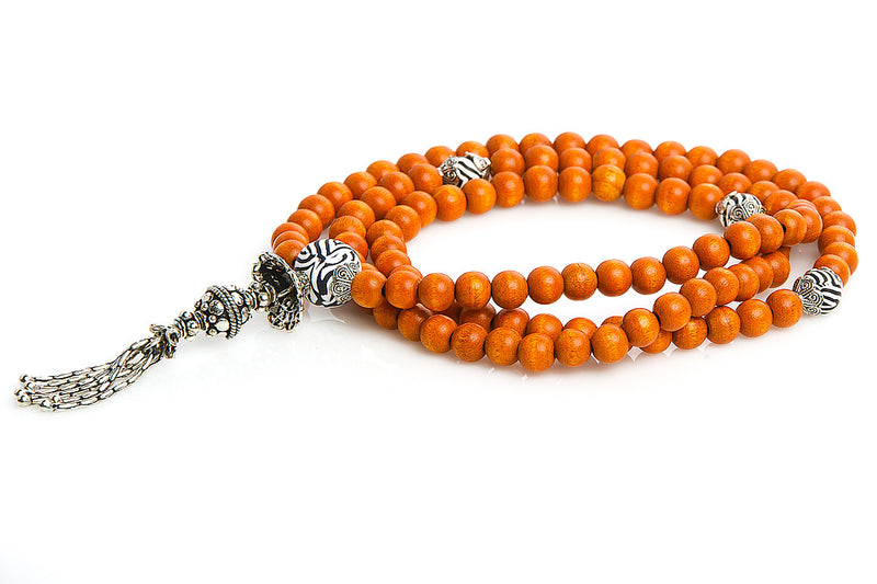 Mala Prayer Beads: To Be Healed or to Heal - Intention Beads | Astrology | Talisman