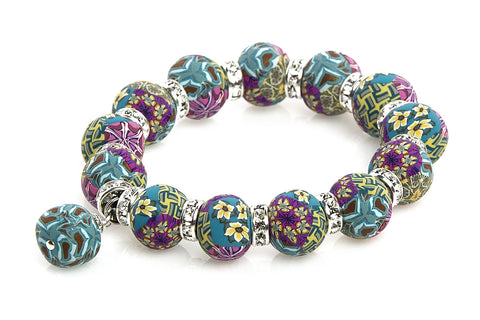Intention Bracelet: To be a romantic partner.