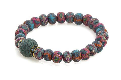 Intention Bracelet: To be a voice of authority.