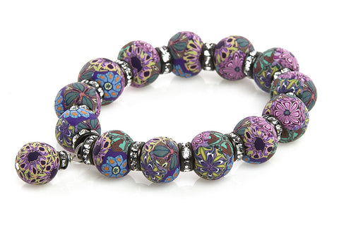 Intention Bracelet: To expand business relationships.
