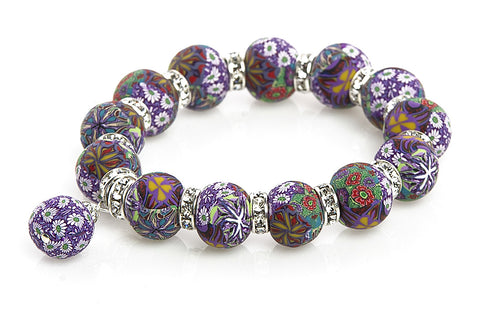 Intention Bracelet: To gain increased energy to get things done.