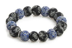 Intention Bracelet: To influence intuition and perception. - Intention Beads | Astrology | Talisman