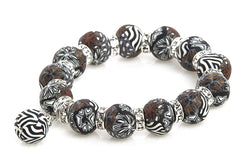 Intention Bracelet: To probe and explore places unknown. - Intention Beads | Astrology | Talisman
