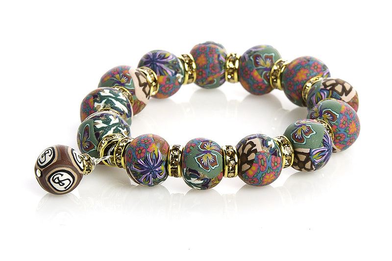 Intention Bracelet 312f - Intention Beads | Astrology | Talisman