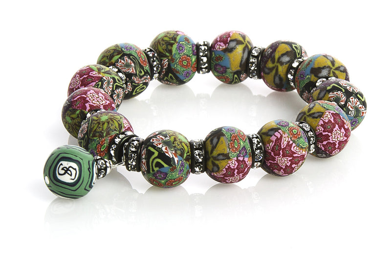 Intention Bracelet: To Be Healthy - Intention Beads | Astrology | Talisman