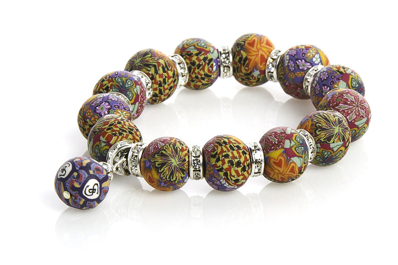 Intention Bracelet: To be magnetic. - Intention Beads | Astrology | Talisman
