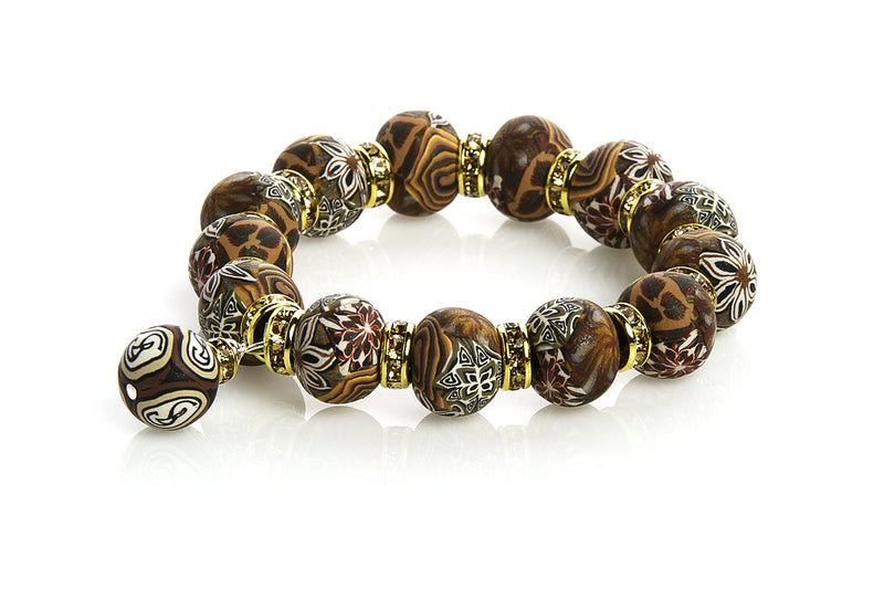 Intention Bracelet 319f - Intention Beads | Astrology | Talisman