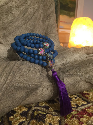 Mala Prayer Beads: To successfully commit to responsibilities.