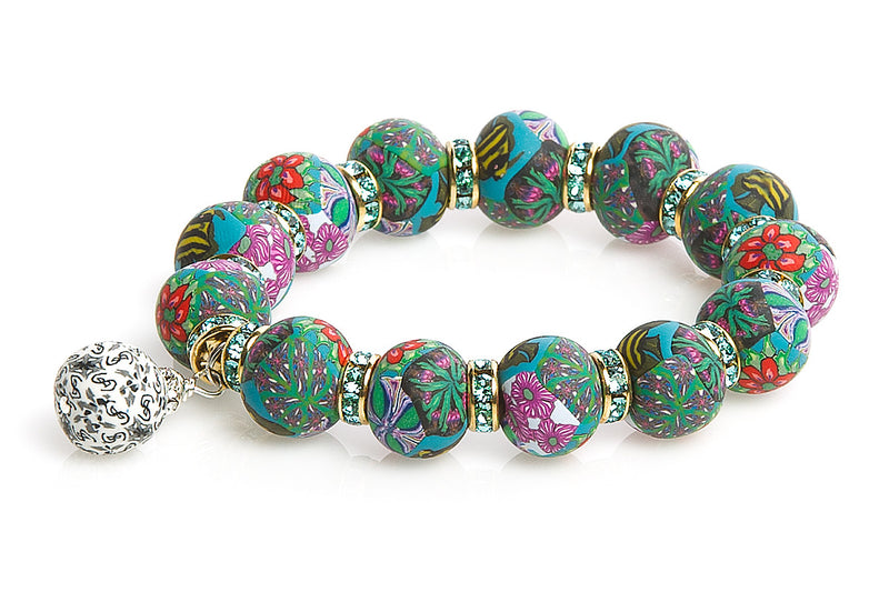 Intention Bracelet: To Manage Successful Charities - Intention Beads | Astrology | Talisman
