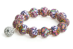 Intention Bracelet: To Plan Activities to Benefit Others MISSING FROM STUDIO - Intention Beads | Astrology | Talisman