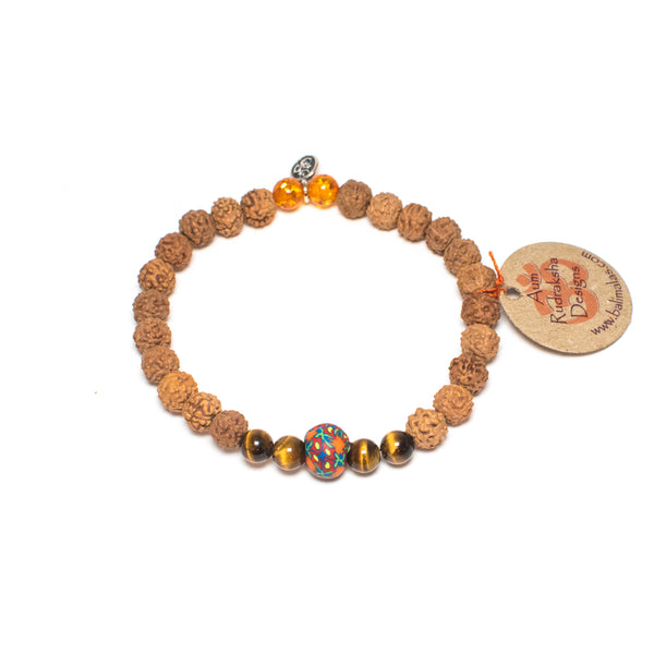 Virgo Celestial Bracelet - Intention Beads | Astrology | Talisman