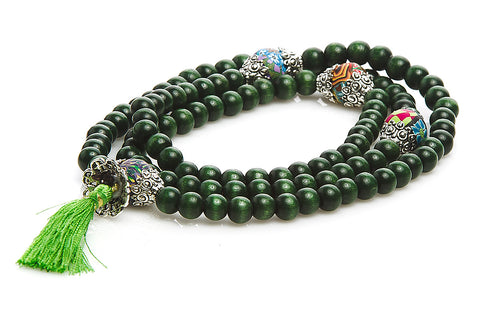 Mala Prayer Beads: For Courage and Bravery
