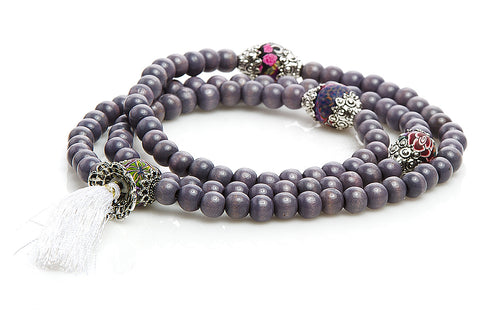 Mala Prayer Beads: To Be Loyal and Faithful