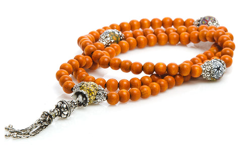 Mala Prayer Beads: To Heal Emotional Wounds