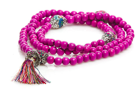 Mala Prayer Beads: To Process Healing