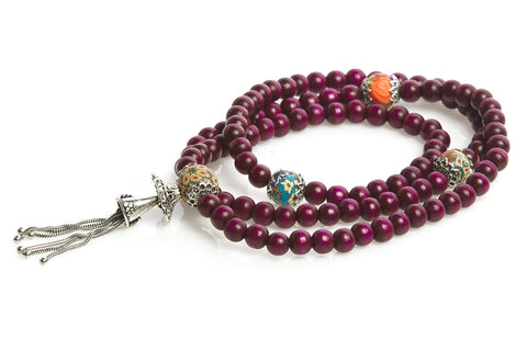 Mala Prayer Beads: To Feel the Good In Everything