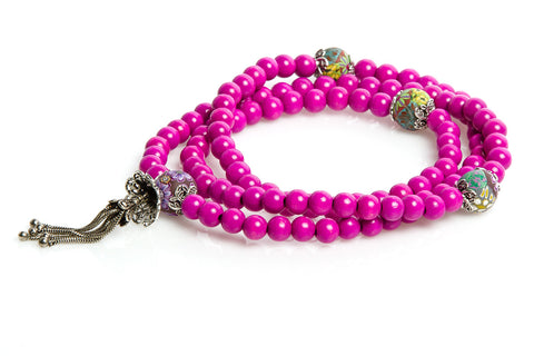 Mala Prayer Beads: To Be Satisfied Within a Career