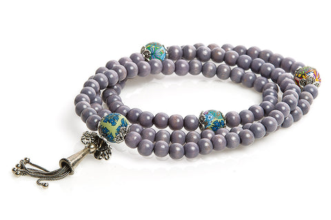 Mala Prayer Beads: To Lead with Knowledge and Respect