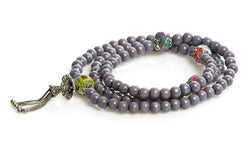 Mala Prayer Beads: To Initiate a Plan - Intention Beads | Astrology | Talisman
