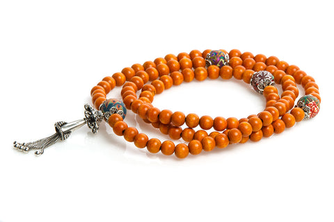 Mala Prayer Beads: To Be One with Spiritual Love