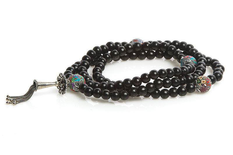Mala Prayer Beads: For a Life of Truth and Loyalty - Intention Beads | Astrology | Talisman