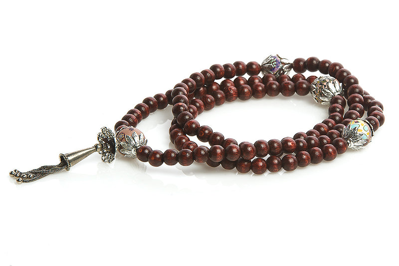Mala Prayer Beads: To Achieve Favorable Finances - Intention Beads | Astrology | Talisman