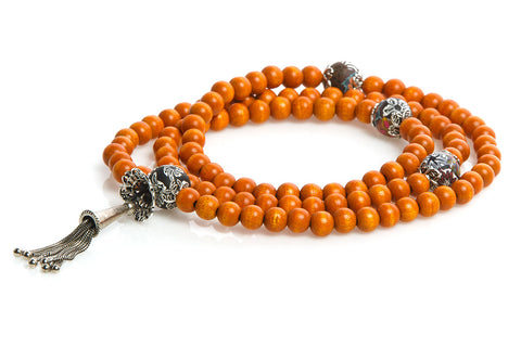Mala Prayer Beads: To Encourage Emotional Healing and Security