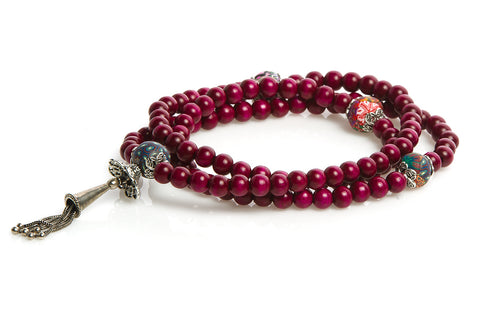 Mala Prayer Beads: To Welcome a Child