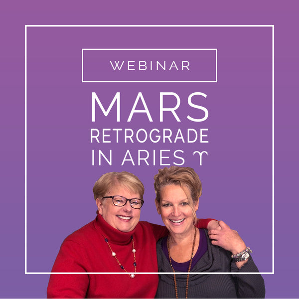Mars Rx in Aries Astrology Webinar