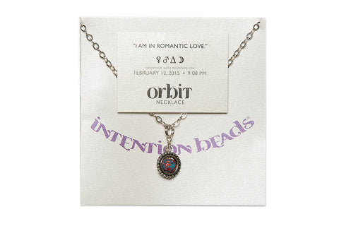 GIFT PACKAGE: Orbit Necklace + Reading with Sandy