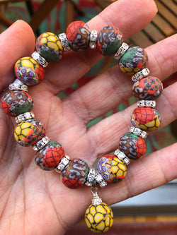 Intention Bracelet: To heal in a profound manner. - Intention Beads | Astrology | Talisman