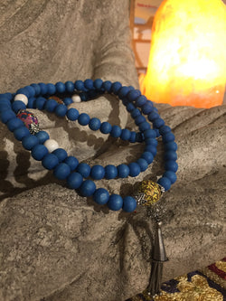 Mala Prayer Beads: To open my heart. - Intention Beads | Astrology | Talisman