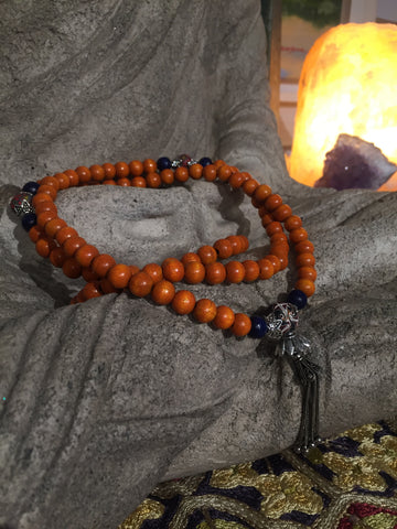 Mala Prayer Beads: To find my beauty.
