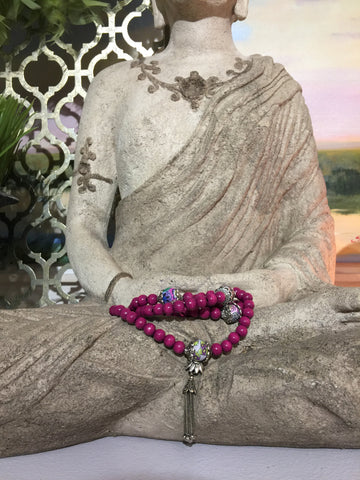 Mala Prayer Beads: To project natural beauty
