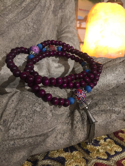 Mala Prayer Beads: For clarity on all negotiations. - Intention Beads | Astrology | Talisman