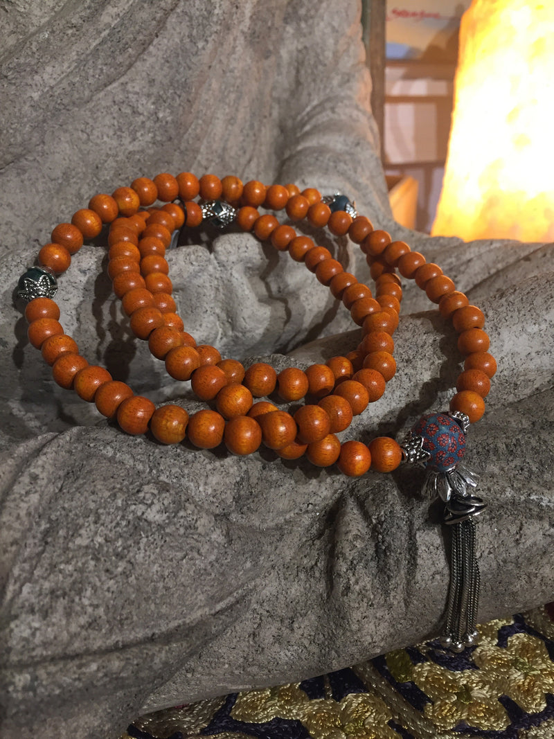 Mala Prayer Beads: To further my career. - Intention Beads | Astrology | Talisman