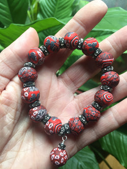 Intention Bracelet: To be clear on all negotiations with partners. - Intention Beads | Astrology | Talisman