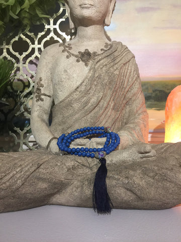 Mala Prayer Beads: To be clear on one's life path