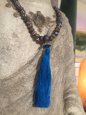 New Moon Mala: For a fresh perspective on all relationships.