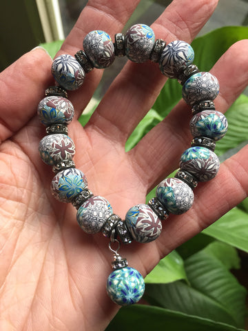 Intention Bracelet: To bring forth new plans for new growth.