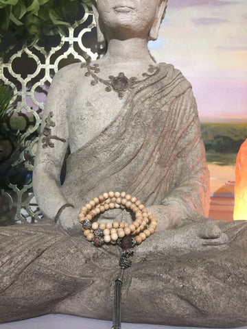 Mala Prayer Beads: To feel strong and positive