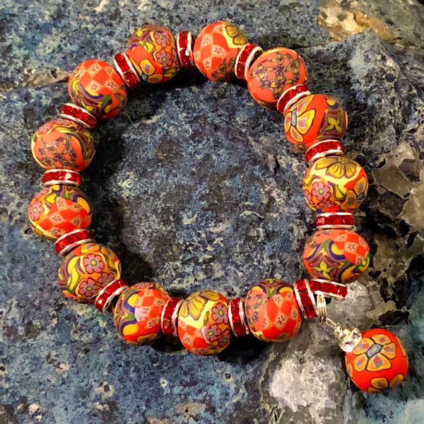 To increase vitality and success. - Intention Beads | Astrology | Talisman