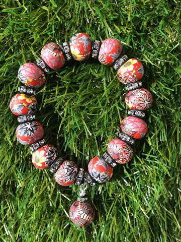 Intention Bracelet: To stop and engage with all that is beautiful.